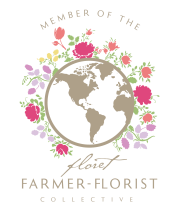 farmer-florist collective badge NEW